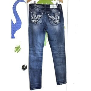 Miss Me Mid Rise Easy Skinny Jeans Size 29